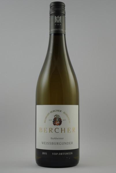 2018 Burkheimer Weissburgunder (VDP Ortswein) QbA trocken